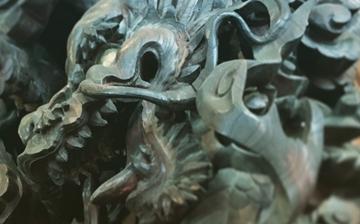 龍護殿と二龍伝説